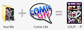 Your Life in a Comic!