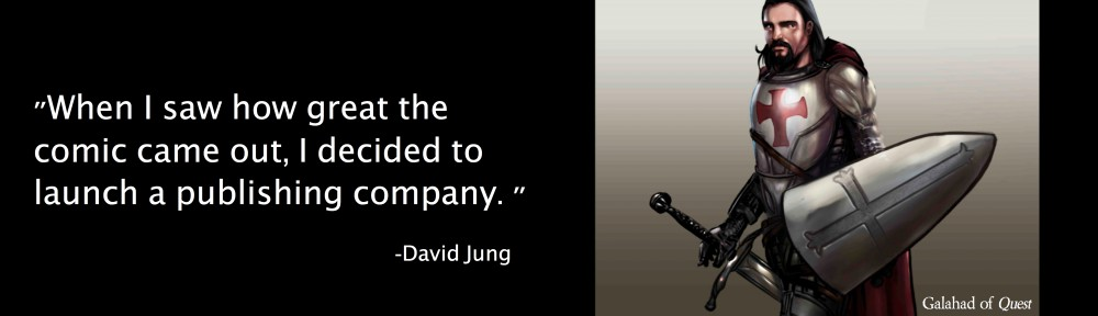 David Jung header