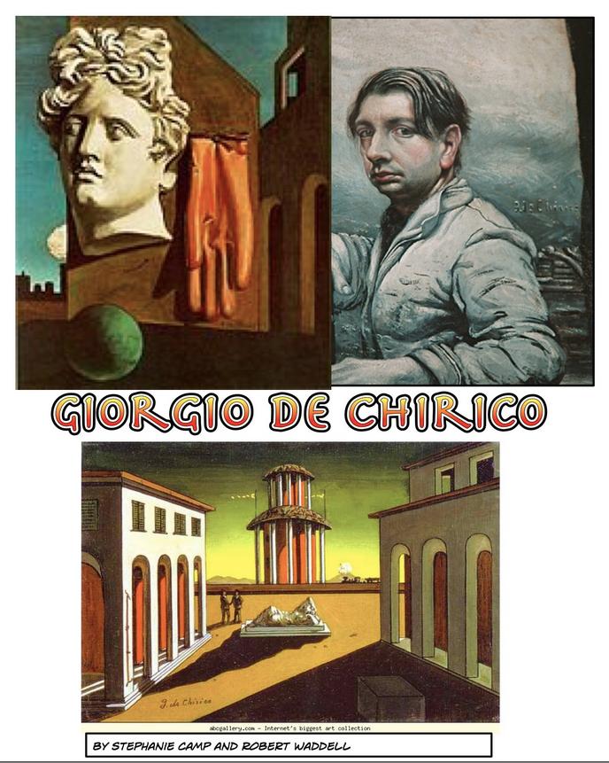 1 Giorgio de Chirco - Google Drive
