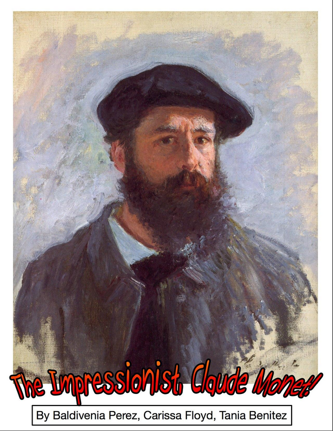 1. Claude Monet - Google Drive