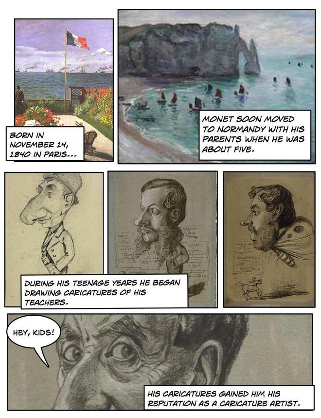 2. Claude Monet - Google Drive