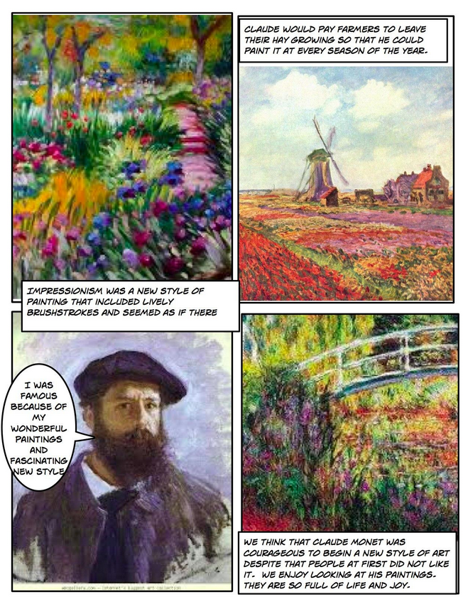 4. Claude Monet - Google Drive