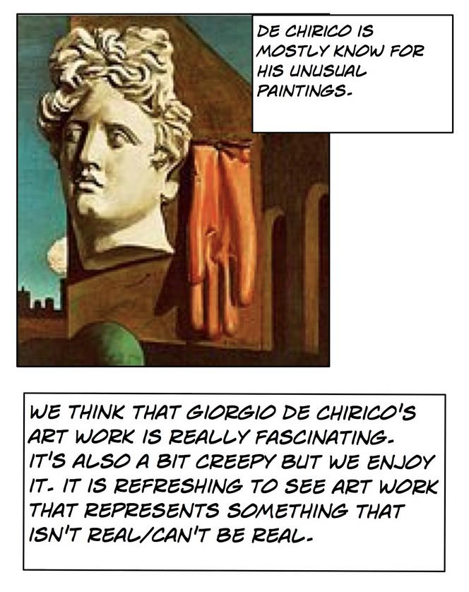 5 Giorgio de Chirco - Google Drive