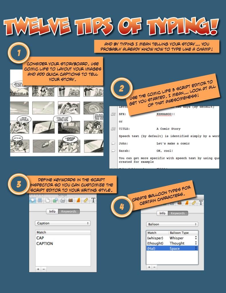 Twelve Tips of Typing pg1