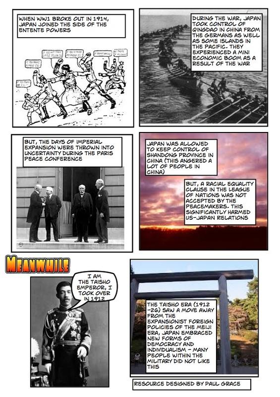 Rise of Militarism 2