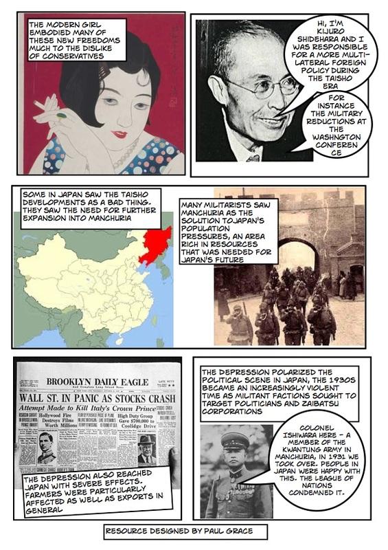 Rise of Militarism 3