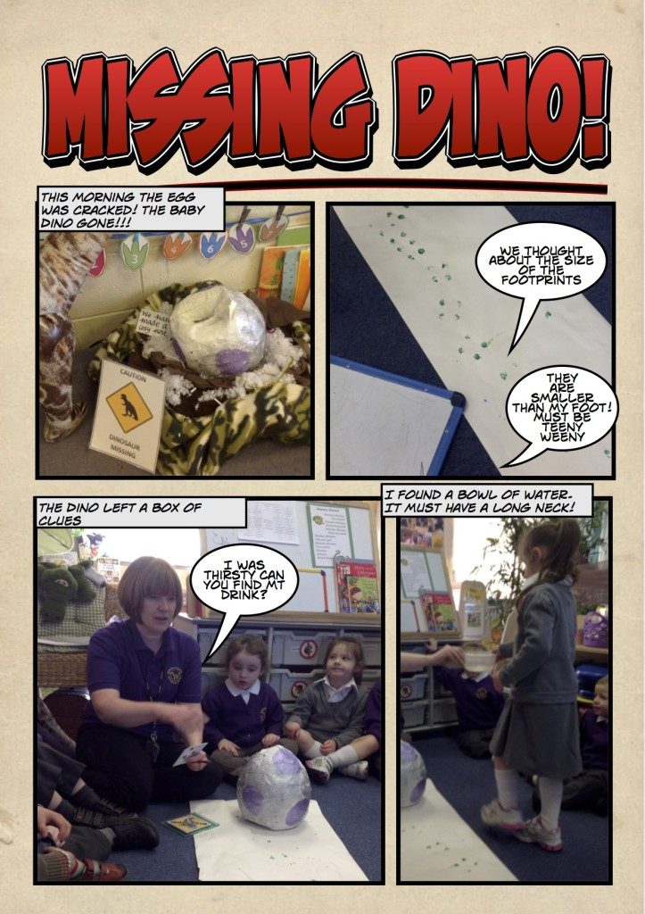Whitefield Primary Dino pg1
