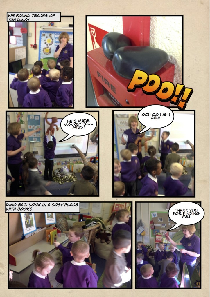 Whitefield Primary Dino pg2