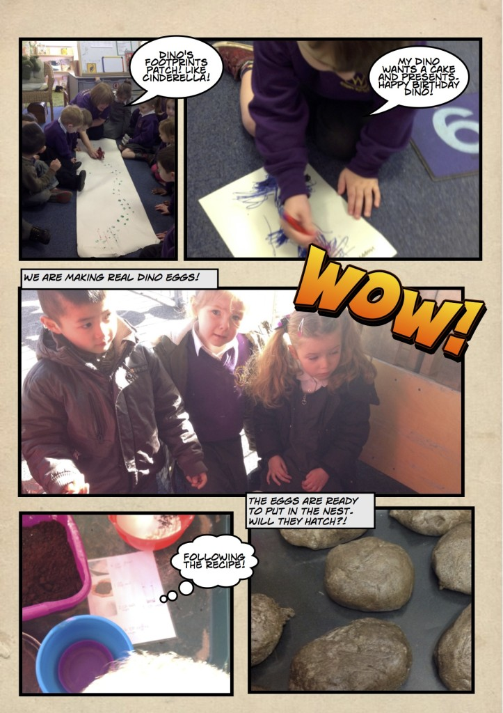 Whitefield Primary Dino pg3