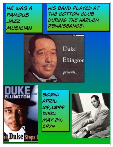 Duke Ellington CL