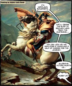 napoleon comic 2