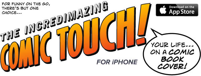 Comic Touch