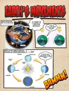 Earth's movements