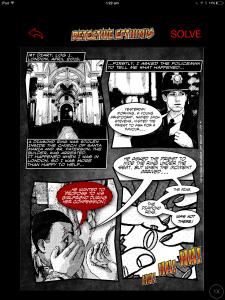 Detective E (iOS game)