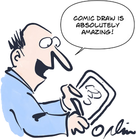 Comic Draw Is Great I Thought That Procreate Was A Tool For Cartoonists But Has It Beat The Purpose Of Comics Creation And