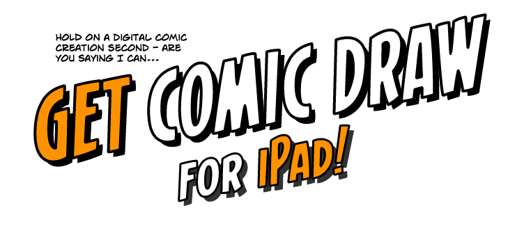 Try Comic Draw!