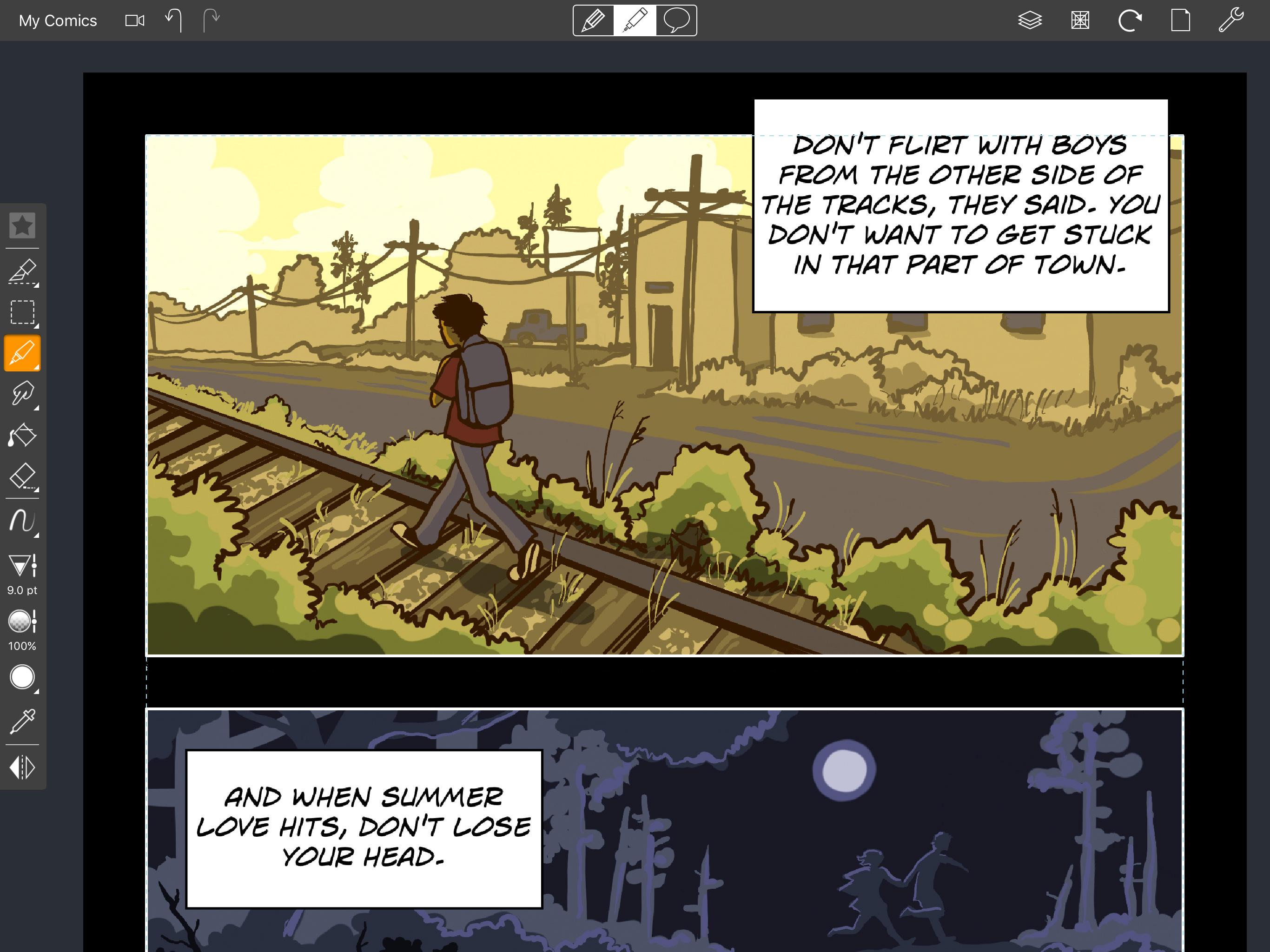 Comic Draw For Ipad Plasq Com