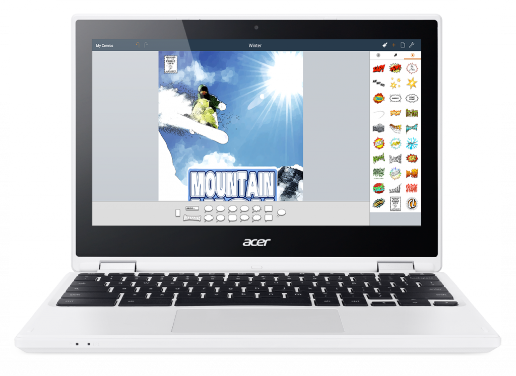 Comic Life 3 beta available on Chromebooks! | plasq com