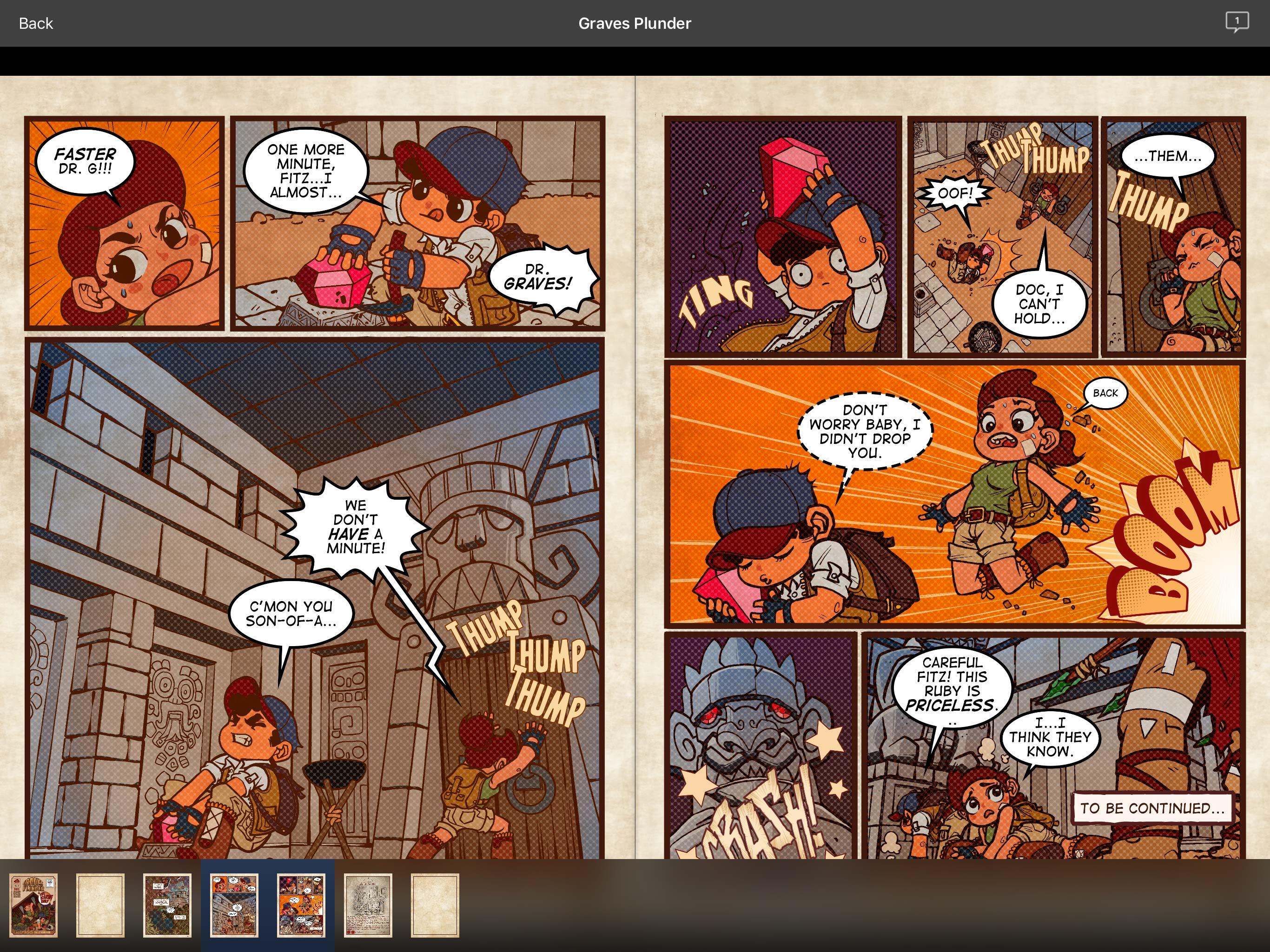 Comic Template Maker from plasq.com