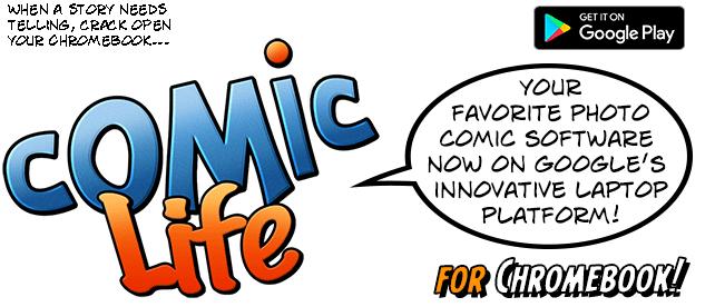 Comic Life 3 for Chromebook