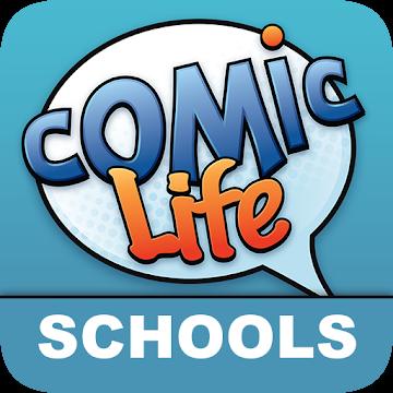 Comic Life Chromebook Logo